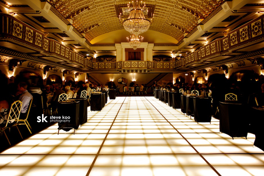 Chicago Knickerbocker Hotel Wedding